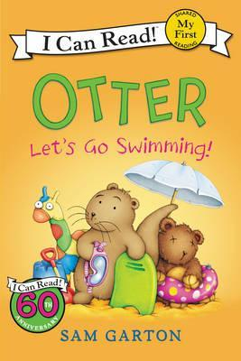 [파본]My First I Can Read : Otter: Let's Go Swimming! (Paperback)
