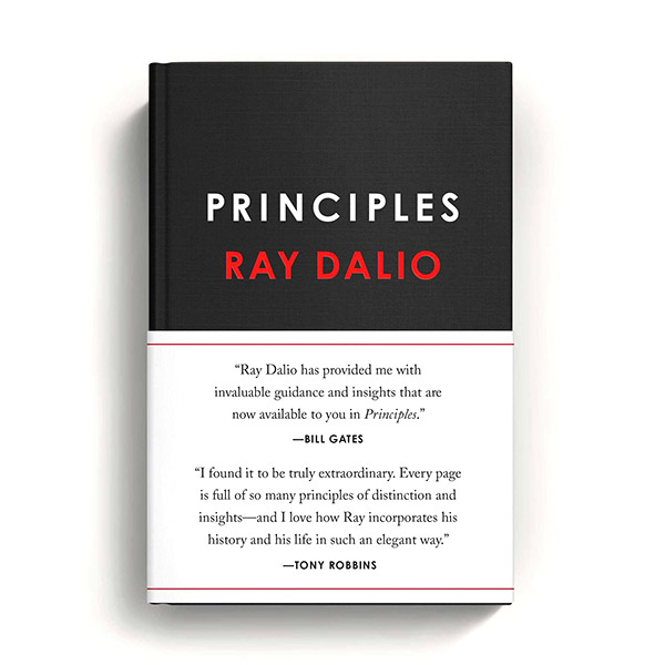 [파본:상태나쁨]Principles : Life and Work (Hardcover)