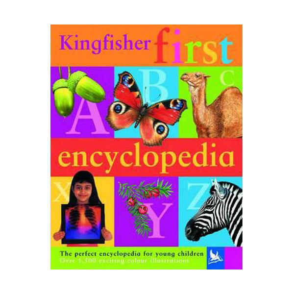 [파본]Kingfisher First: Encyclopedia