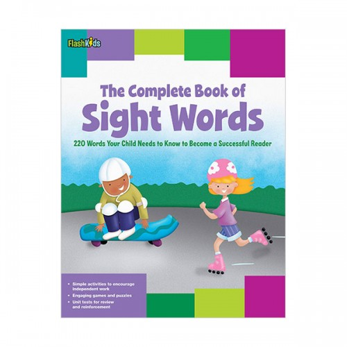 [파본]The Complete Book of Sight Words (Paperback)