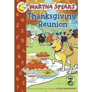 [파본]RL 3.0 : Martha Speaks : Thanksgiving Reunion (Paperback)