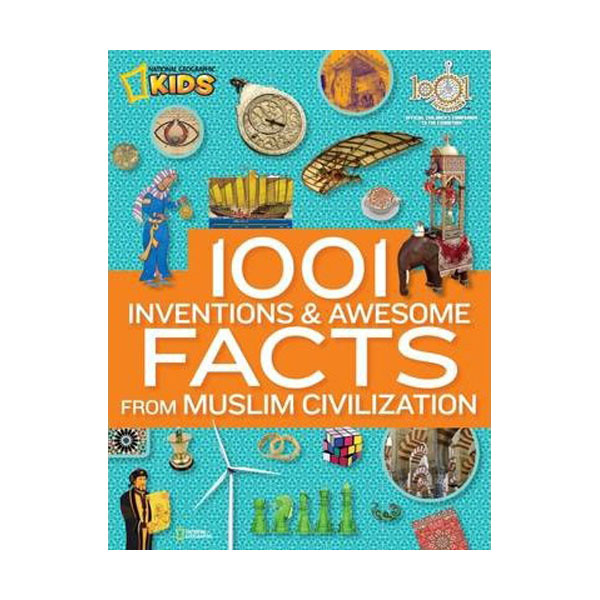 [파본]1001 Inventions & Awesome Facts About Muslim Civilisation(Hardcover)