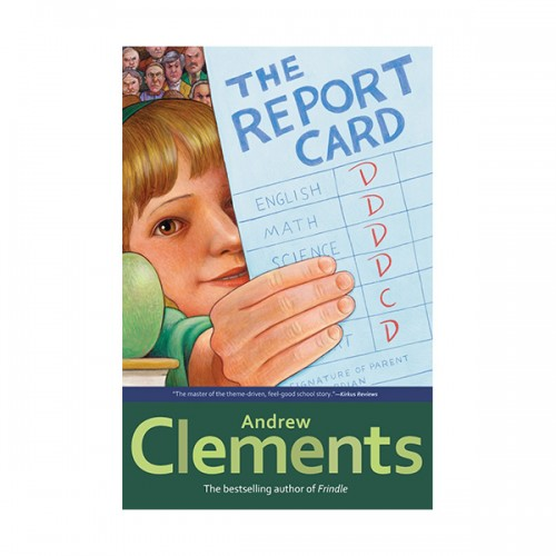 [파본:특A]Andrew Clements : The Report Card (Paperback)