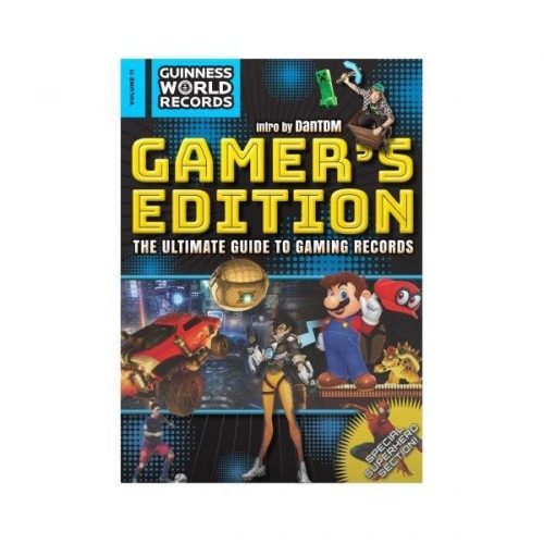 [파본:특A]Guinness World Records : Gamer's Edition 2018 (Paperback,영국판)