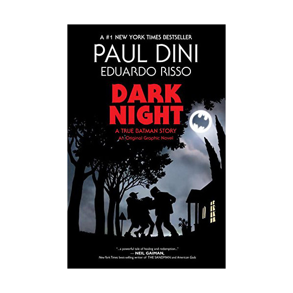 [파본:특A]Dark Night : A True Batman Story (Paperback)