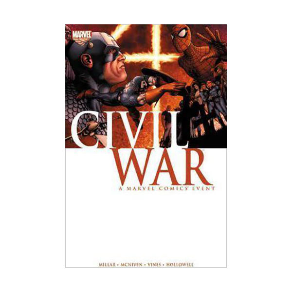 [파본]Marvel Civil War (Paperback)