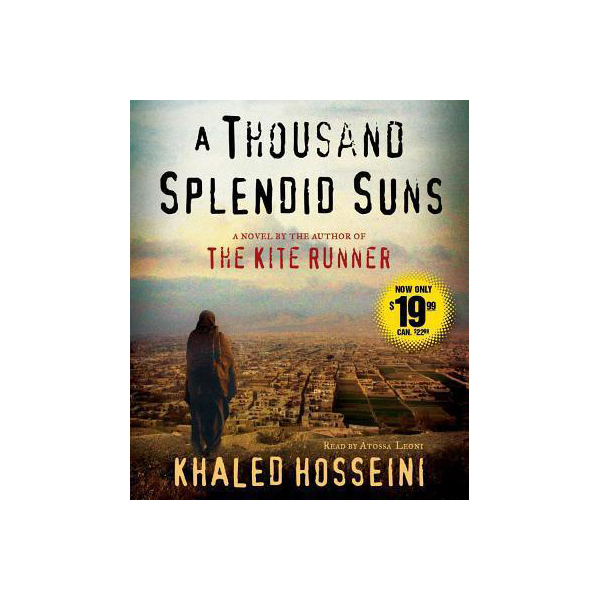 [파본:오디오박스 훼손]A Thousand Splendid Suns (Audio CD)
