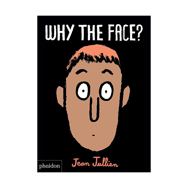 [파본]Why The Face? (Board book)
