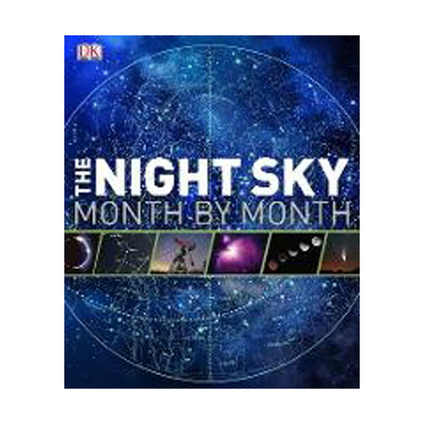 [파본]The Night Sky Month by Month