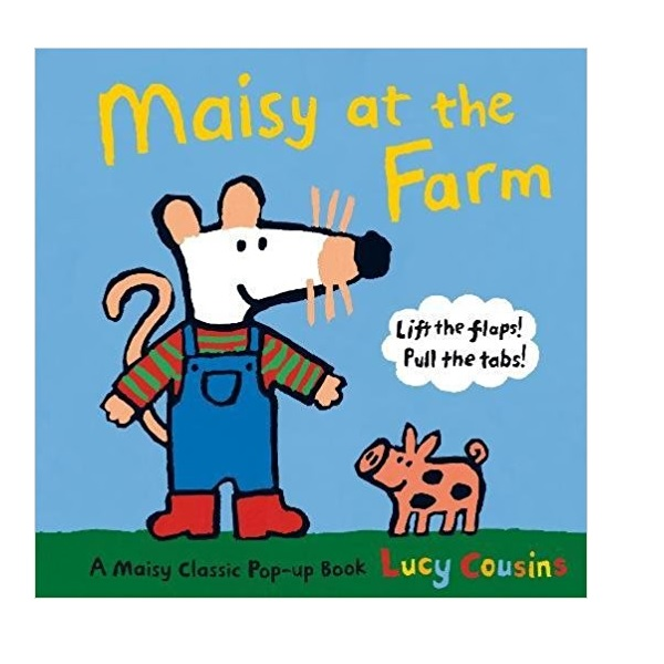 [파본:특A] Maisy at the Farm : A Maisy Lift-the-Flap Book (Hardcover, 영국판)