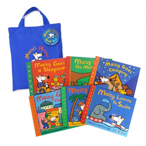 [★북백증정/특가세트] 메이지 Maisy's Holiday Picture Book Bag (Paperback, 6종)