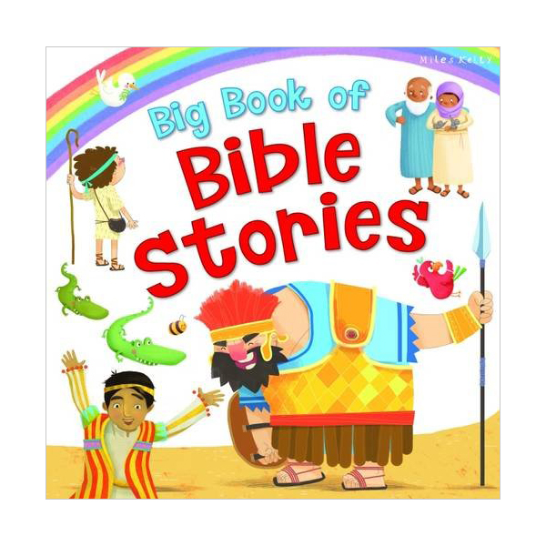[특가] Big Book of Bible Stories (Hardcover, 영국판)