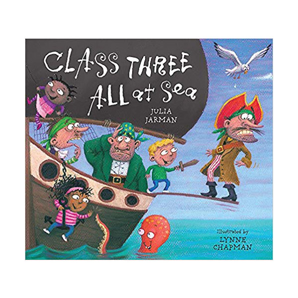 [특가] Class Three All at Sea (Paperback, 영국판)