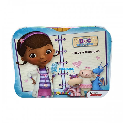 [특가] Disney Doc McStuffins My Little Library (Board Book) (CD미포함)