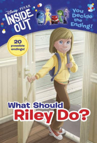 [특가] Disney Pixar Inside Out : What Should Riley Do? (Paperback)