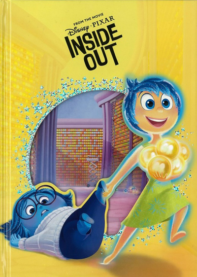 [특가] Disney Pixar Inside Out Classic (Hardcover)