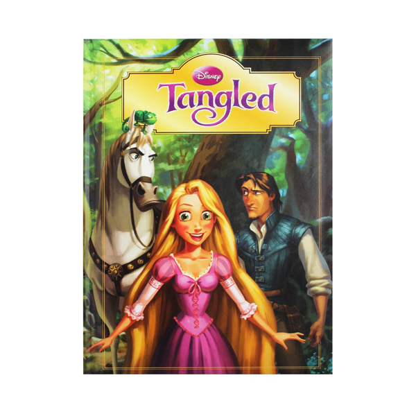 [특가] DisneyS Tangled Classic Storybook (Hardcover, 영국판)