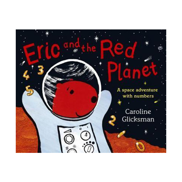 [특가] Eric And The Red Planet : A Space Adventure With Numbers (Paperback, 영국판)