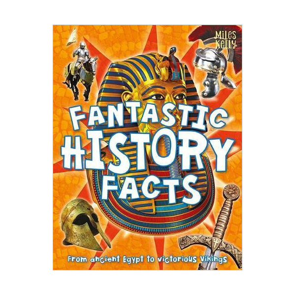 [특가] Fantastic History Facts (Paperback, 영국판)