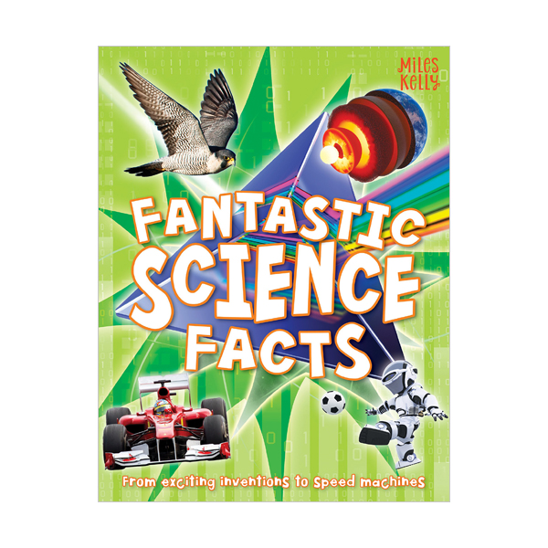 [특가] Fantastic Science Facts (Paperback, 영국판)