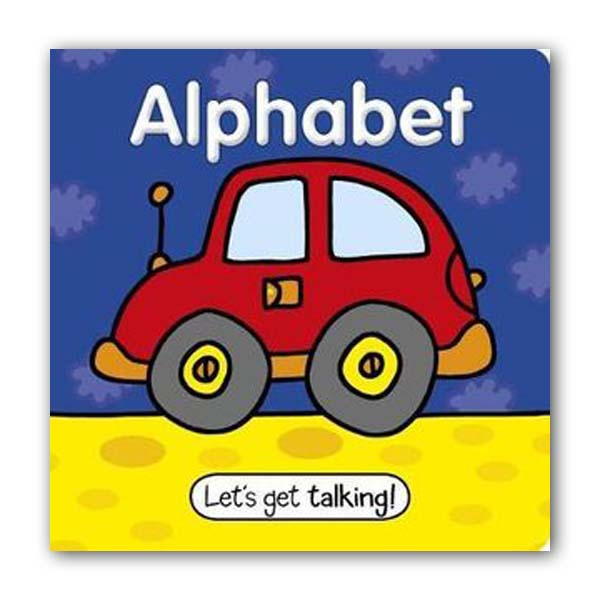 [특가] Let's Get Talking! Alphabet (Board book)