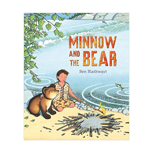 [특가] Minnow and the Bear (Hardcover, 영국판)