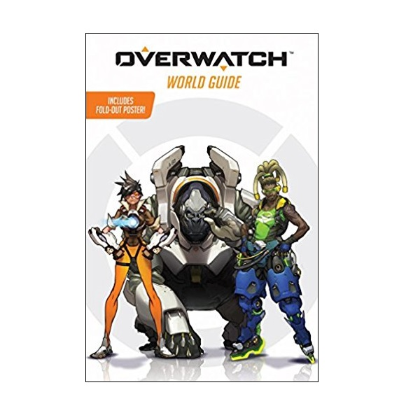 [특가] Overwatch : World Guide (Paperback)
