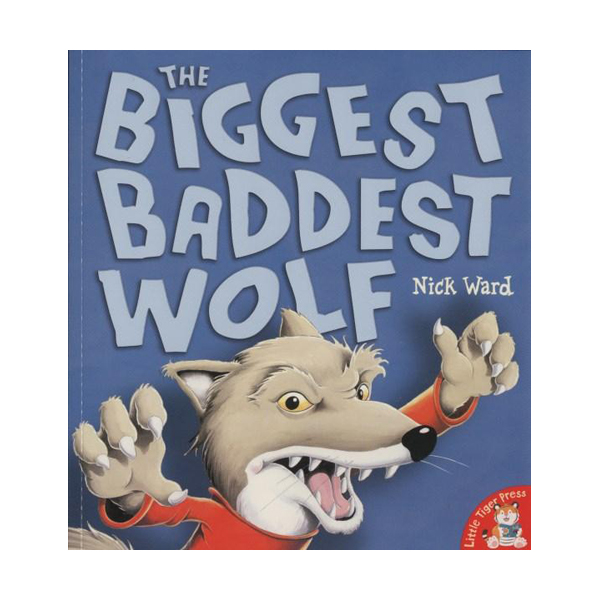 [특가] The Biggest Baddest Wolf (Paperback, 영국판)