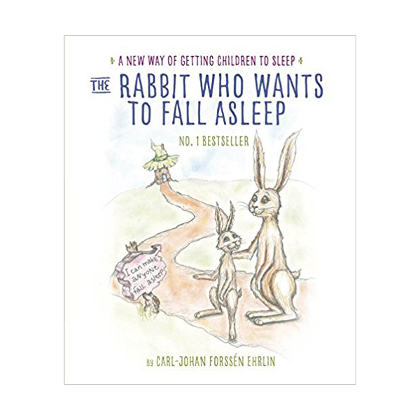 [특가] The Rabbit Who Wants to Fall Asleep: A New Way of Getting Children to Sleep (Hardcover, 영국판)