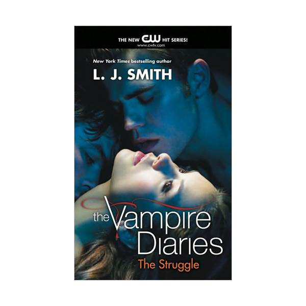 [특가] Vampire Diaries #02 :The Struggle (Mass Market Paperback)
