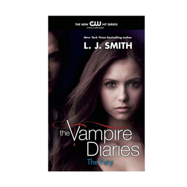 [특가] The Vampire Diaries #03 : The Fury (Mass Market Paperback)