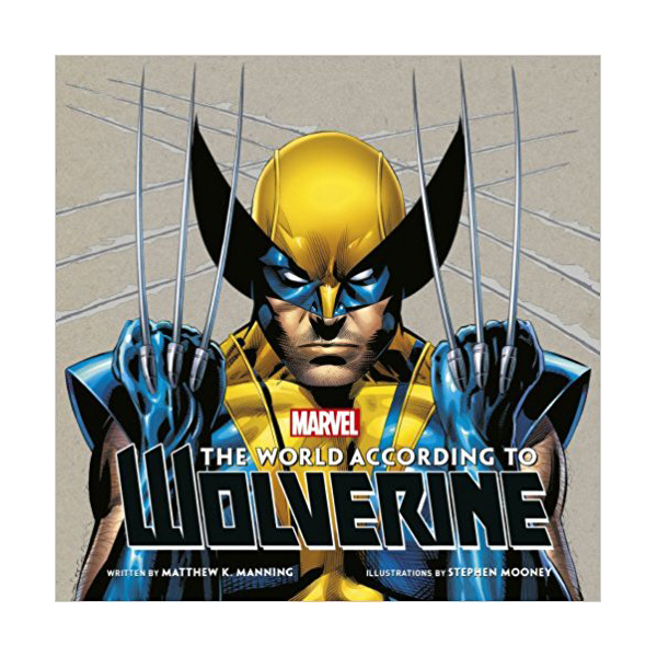 [특가] The World According to Wolverine (Hardcover)