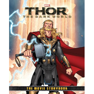 [특가] Thor : The Dark World Movie Storybook (Hardcover)