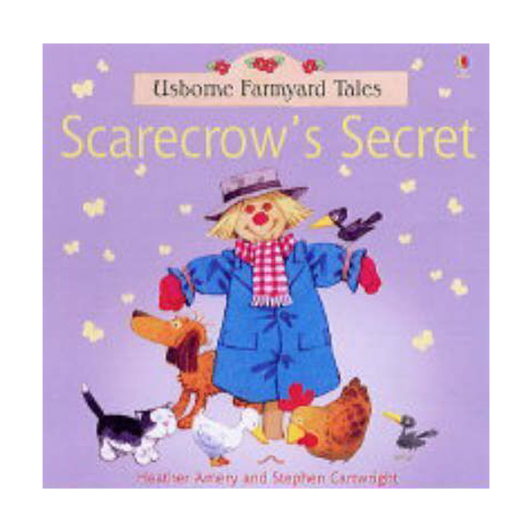 [특가] Usborne Farmyard Tales : Scarecrows Secret (Paperback, 영국판)