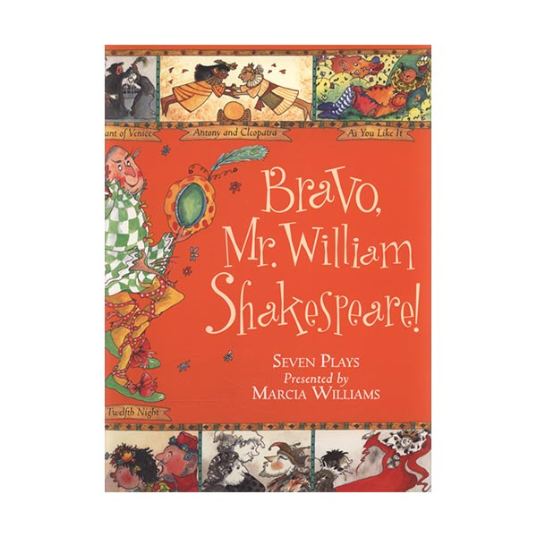 [특가] Walker Illustrated Classics : Bravo, Mr. William Shakespeare! (Paperback,영국판)