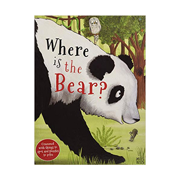 [특가] Where is the Bear? (Hardcover, 영국판)