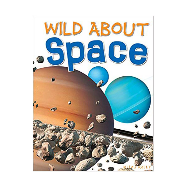 [특가] Wild Abouts : Wild About Space (Hardcover, 영국판)
