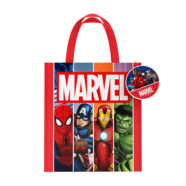 [특가세트] Disney Marvel Storybook Bag Set (Paperback, 4종)
