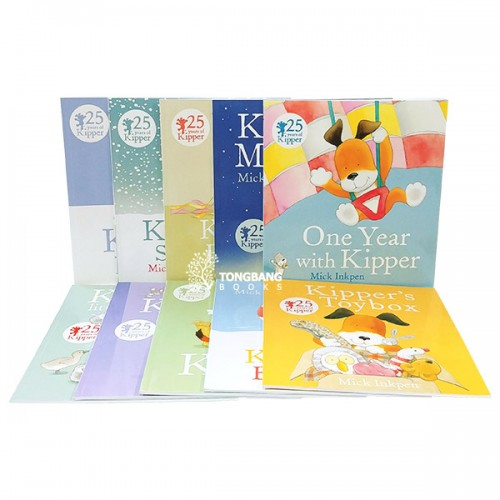 [특가세트] Kipper Collection - 10 Books Set (Paperback, 영국판)