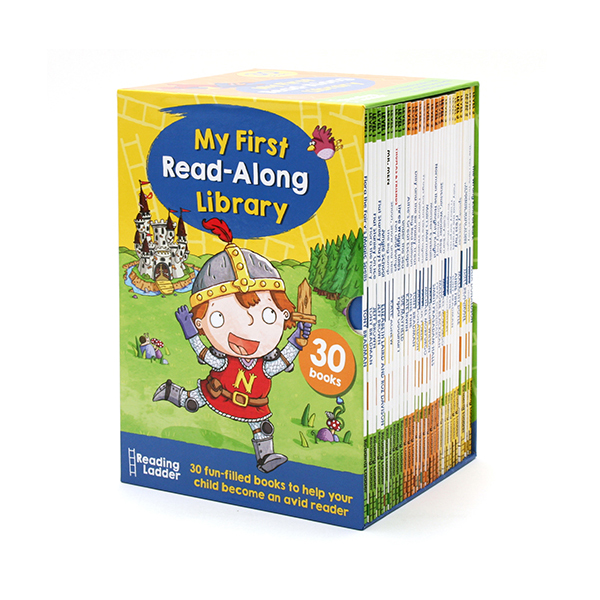 [특가세트] My First Read-Along Library : Reading Ladder 30 Books Boxed Set (Paperback, 30종, 영국판)