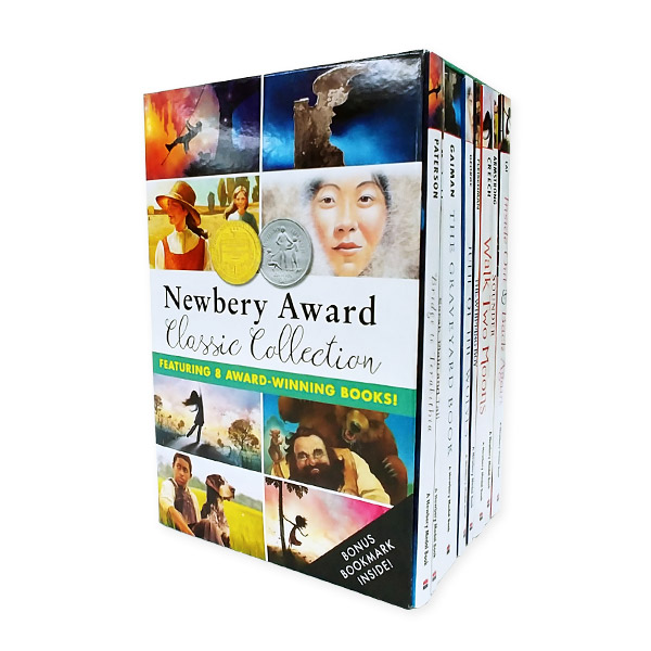 [특가세트] Newbery Award Classic Collection : Featuring 8 Award -Winning Books Box Set (Paperback, 8권)