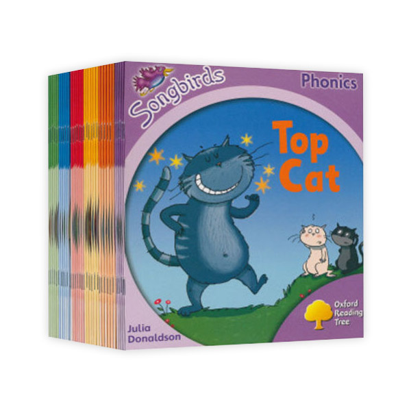 [특가세트] Oxford Reading Tree Songbirds Collection - 36 Phonics Books Full Set (Paperback)