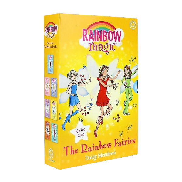 [특가세트] Rainbow Magic 시리즈 #1 : The Rainbow Fairies 7권 세트 (Paperback, 영국판)