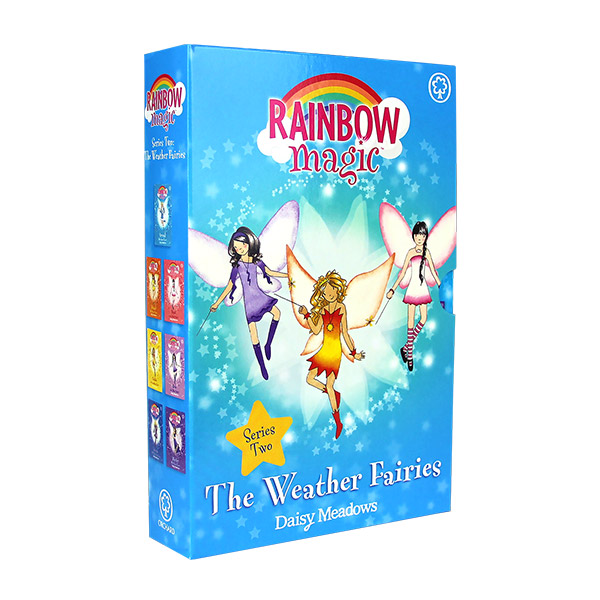 [특가세트] Rainbow Magic 시리즈 #2 : The Weather Fairies 7권 세트 (Paperback, 영국판)