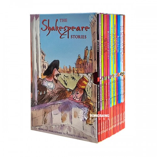 [특가세트] Shakespeare 16 Books Childrens Story Collection Set (Paperback, 영국판)