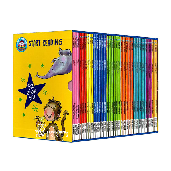 [특가세트] Start Reading Collection - 52 Books Set (Paperback, 영국판)