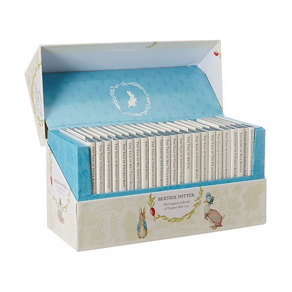 [특가세트] The World of Peter Rabbit : Complete Collecition of Tales : 1-23 Books Set (Hardcover)