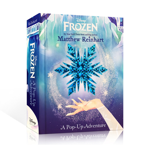 ★추가할인★ [특가] Frozen A Pop-Up Adventure [겨울왕국 팝업북] (Hardcover, Pop-Up)
