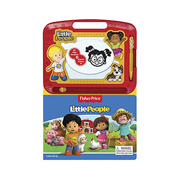 ★추가할인★ [특가] Learning Series : Fisher Price Little People (Board book)