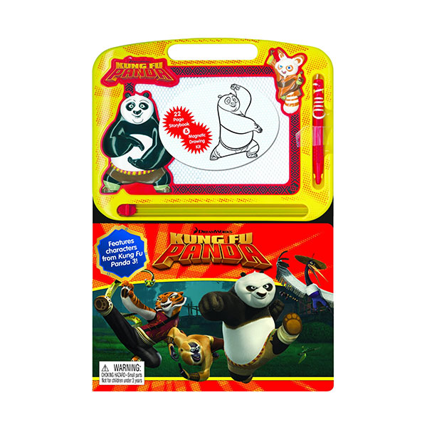 ★추가할인★ [특가] Learning Series : Kung-Fu Panda (Board Book)